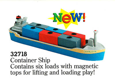 #32718 Container Ship